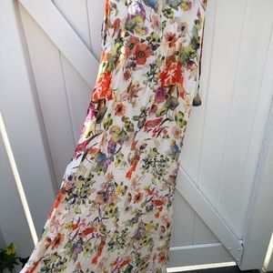 Anthropologie Dresses - Anthro | Floral maxi dress
